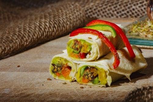 Cómo hacer fajitas de vegetales: 3 recetas