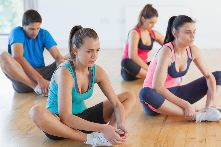 3 ejercicios para ganar más flexibilidad en las piernas