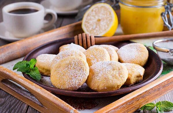 Deliciosas galletas de nata muy fáciles de preparar
