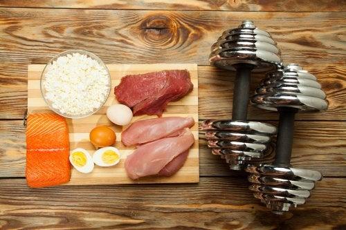 10 alimentos que debes comer si quieres ganar masa muscular