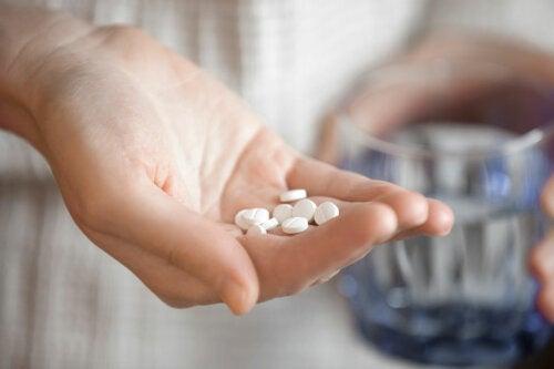 Medicamentos antiespasmódicos y anticolinérgicos