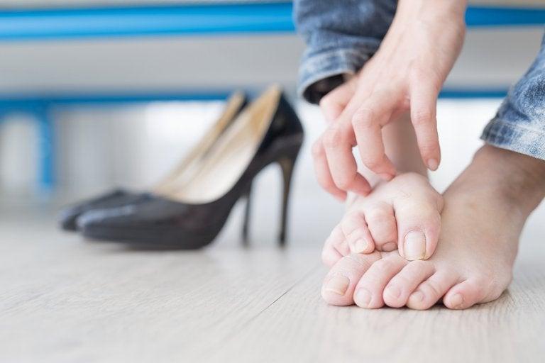 Remedio natural para evitar el olor de pies