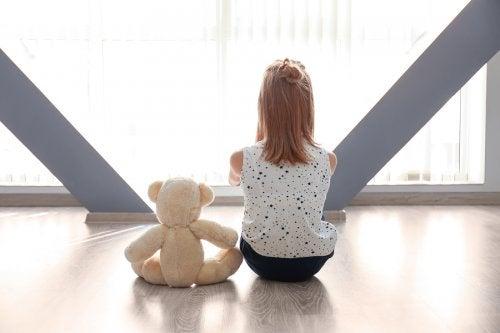 Niños autistas: retos para la familia