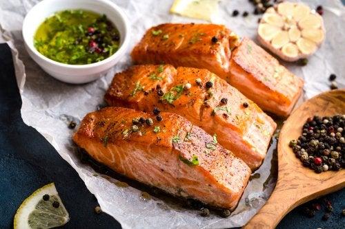 3 formas de preparar salmón al horno