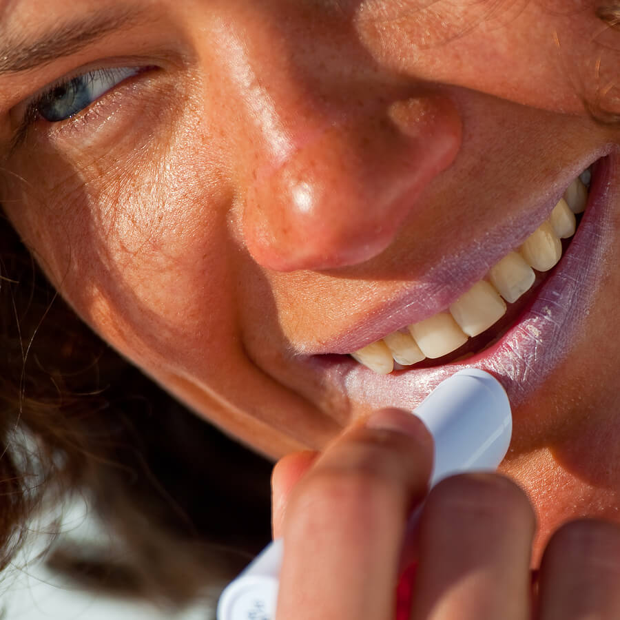 6 consejos para proteger la piel de tus labios frente al sol