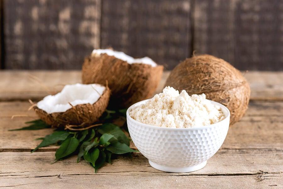 6 harinas saludables para remplazar la de trigo refinada