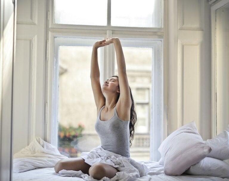 6 cosas que puedes hacer por la mañana para cuidarte