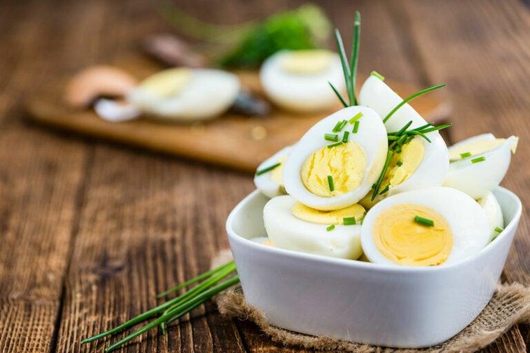 ¿En qué consiste una dieta ovovegetariana?