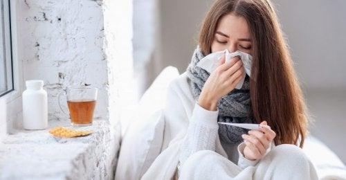 Jugo de ajo: aliado de nuestro sistema respiratorio