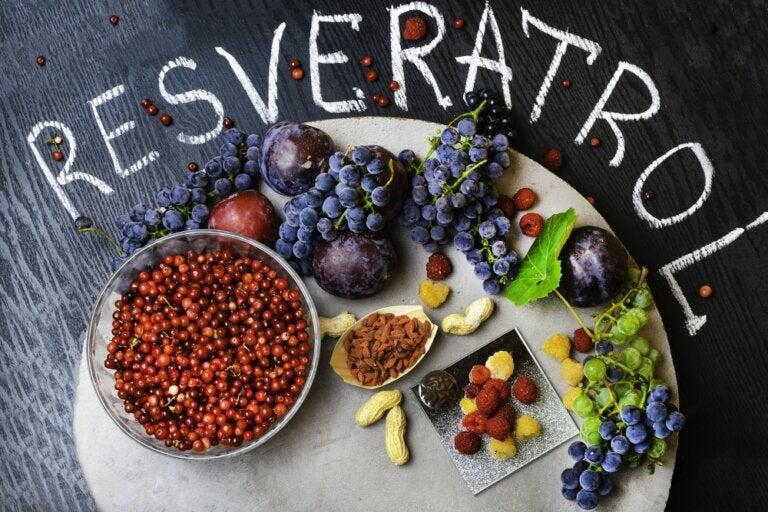 Resveratrol: propiedades y beneficios de su consumo