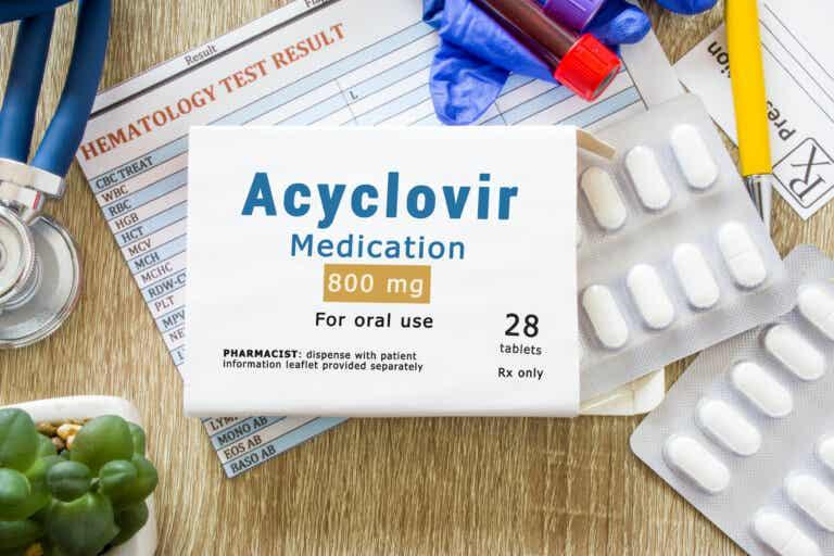 Aciclovir: indicaciones y contraindicaciones