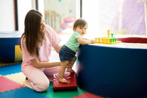 10 actividades para tu niño de 1 año