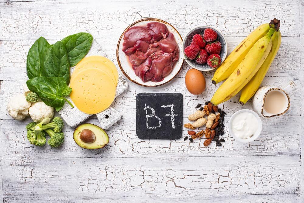 Alimentos ricos en biotina, la vitamina b7