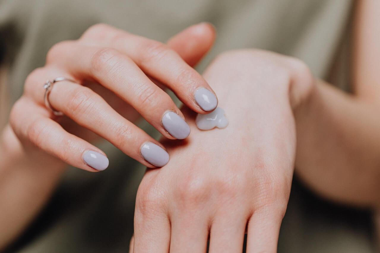Crema hidratante para manos