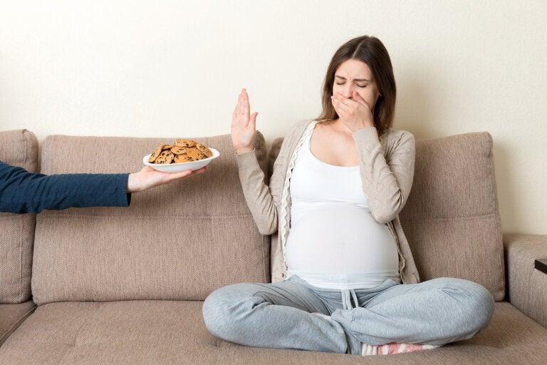 Falta de apetito en el embarazo