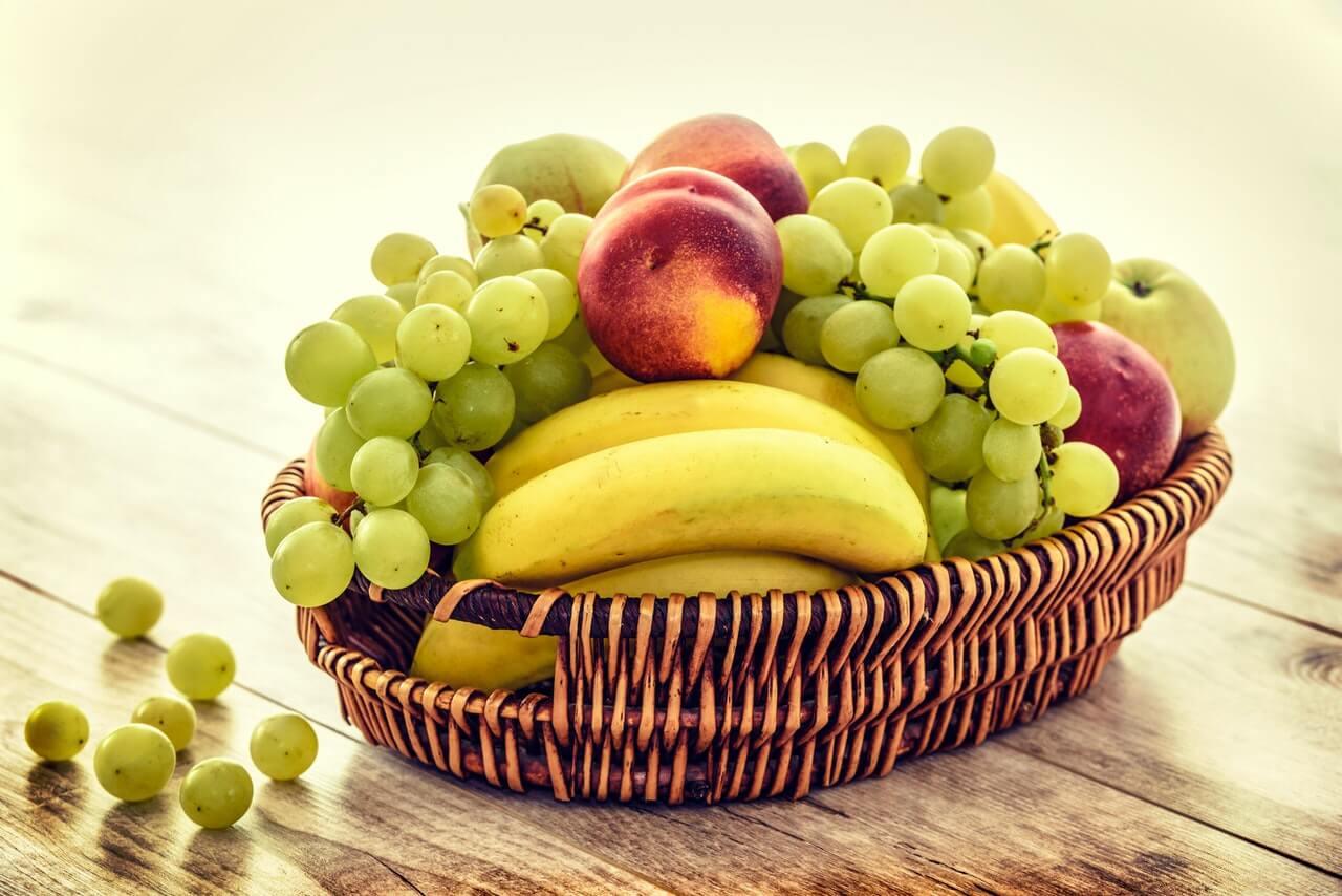 Frutas para la salud digestiva