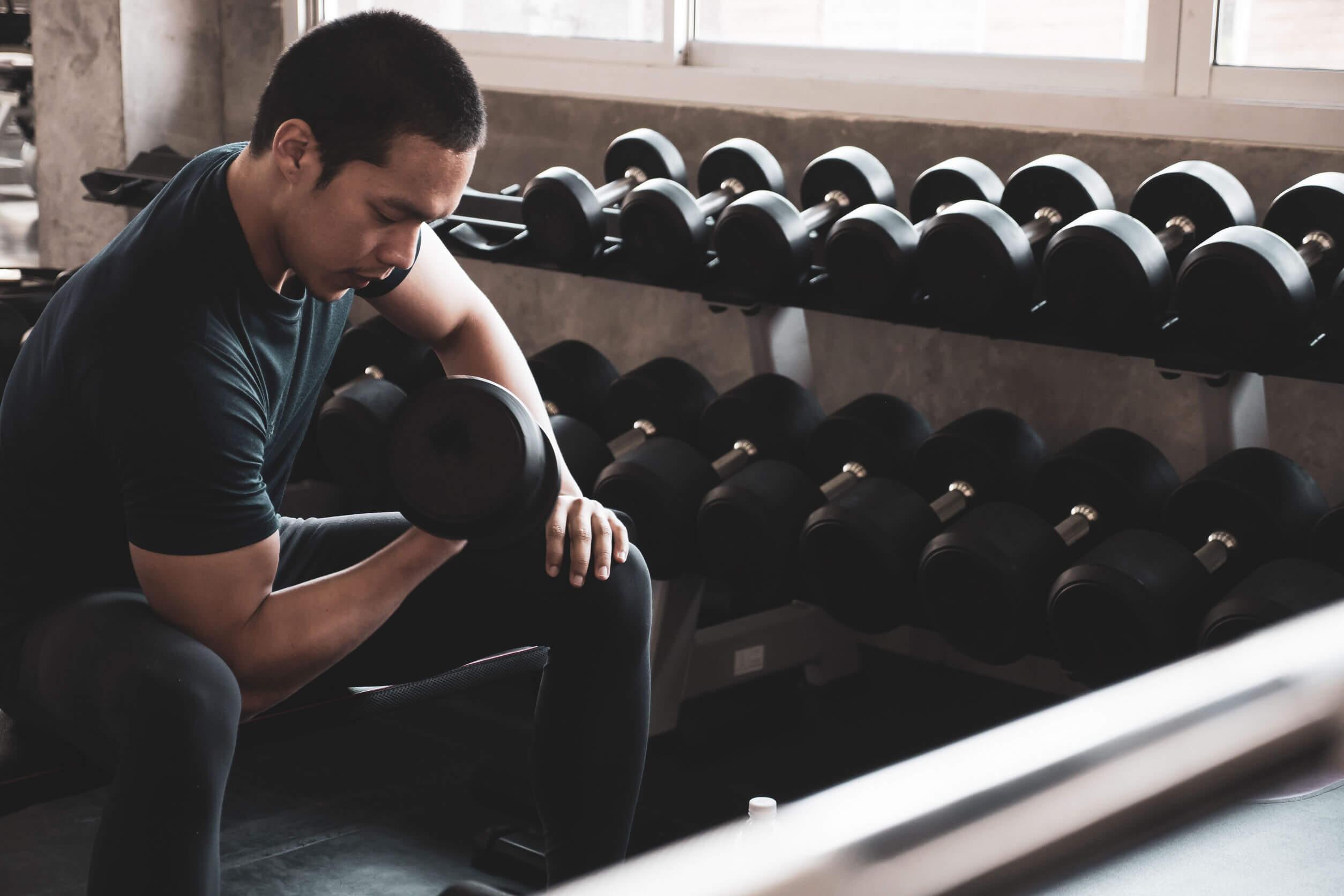 Los batidos de proteína saludables pueden ayudar en el rendimiento deportivo.