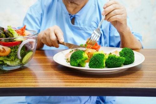 Relación entre la dieta y el cáncer
