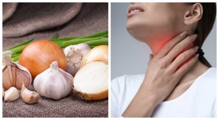 4 remedios para aliviar una infección de garganta