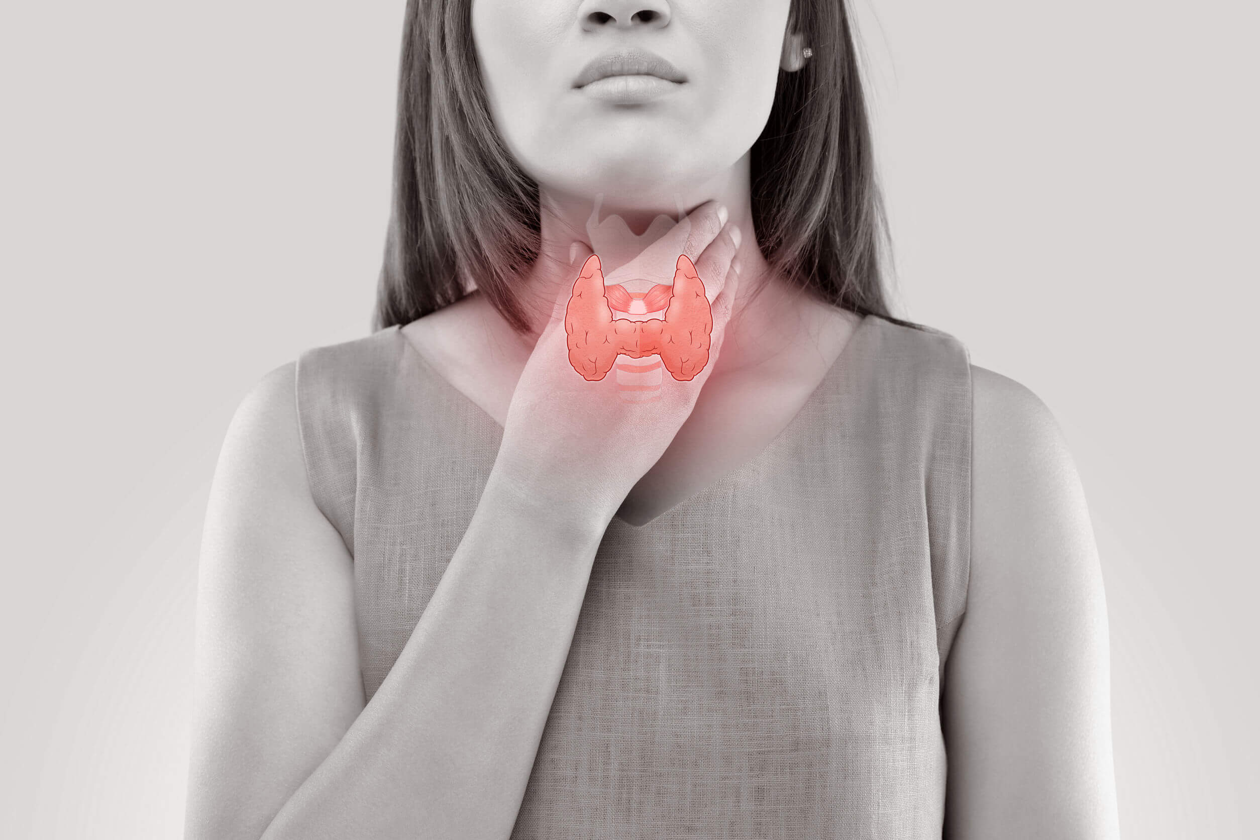 6 signos para identificar si tienes problemas de tiroides
