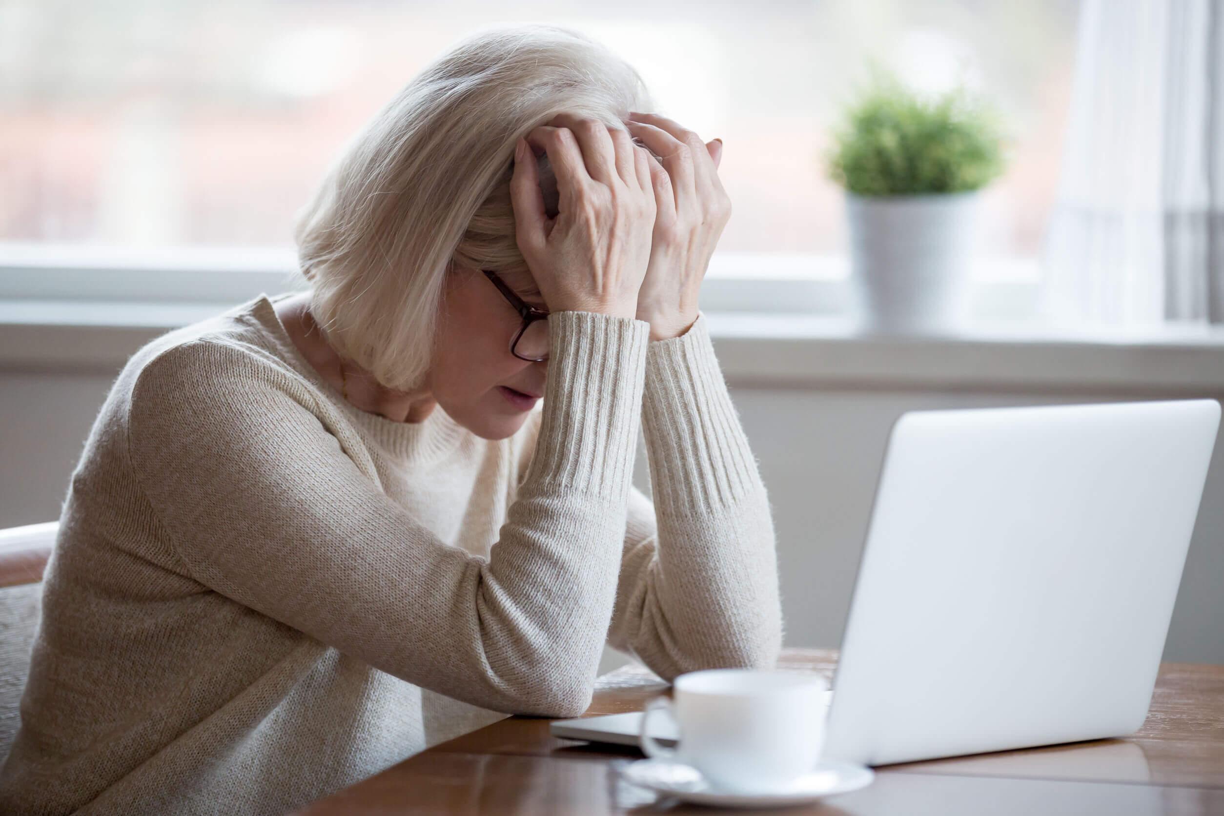 Si padeces de ansiedad puede que otros aspectos de tu vida estén mal.