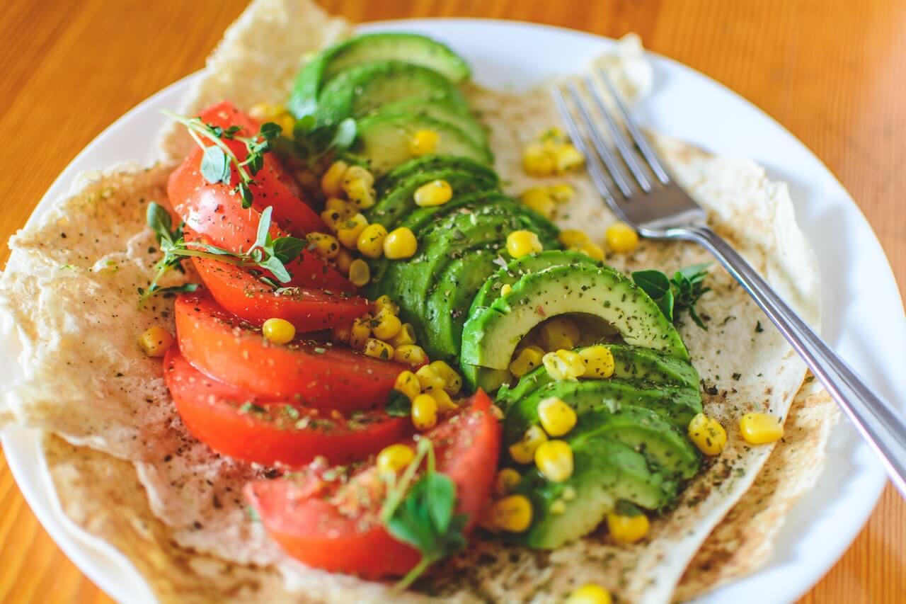 Guía para principiantes en una alimentación vegetariana.