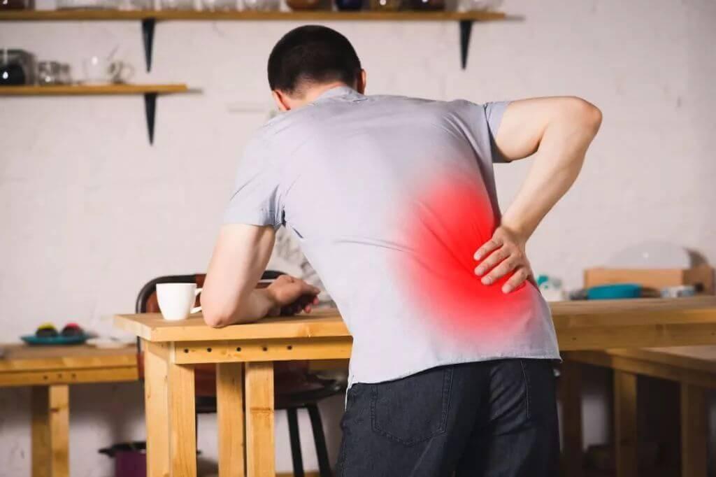 consuelda para el dolor de espalda