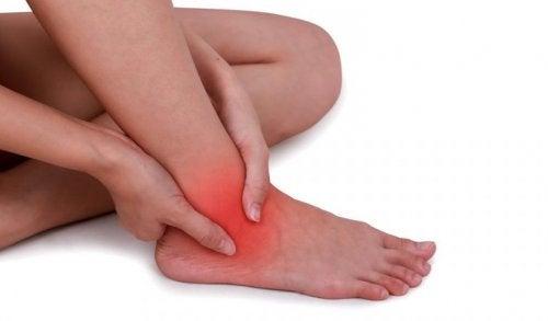que es bueno para dolor de esguince de tobillo