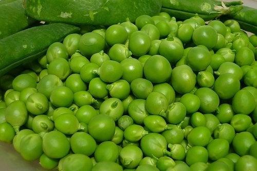 Proteína de guisante: valor nutricional y beneficios