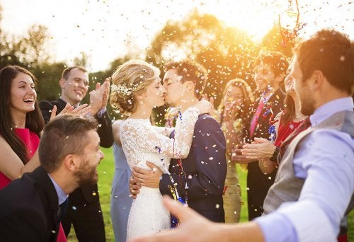 Qué hacen los padrinos del matrimonio