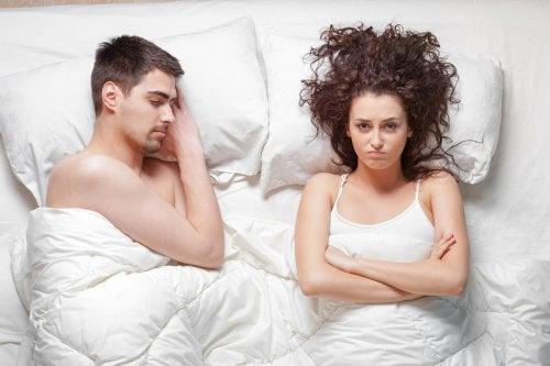 Por qué mi pareja no me hace sexo oral