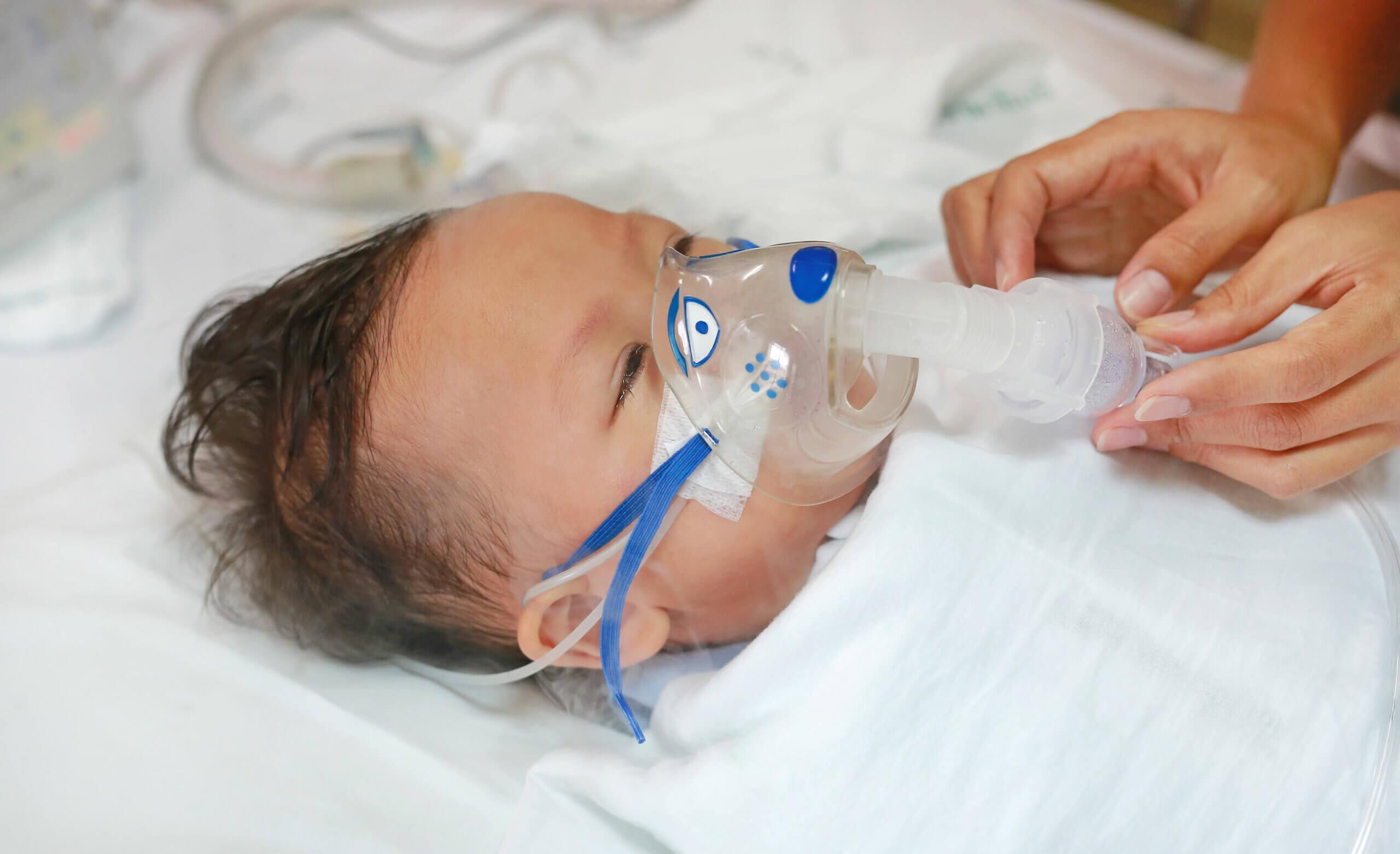 Enfermedades respiratorias del recién nacido