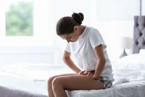 ¿Qué deberías evitar durante el periodo menstrual?