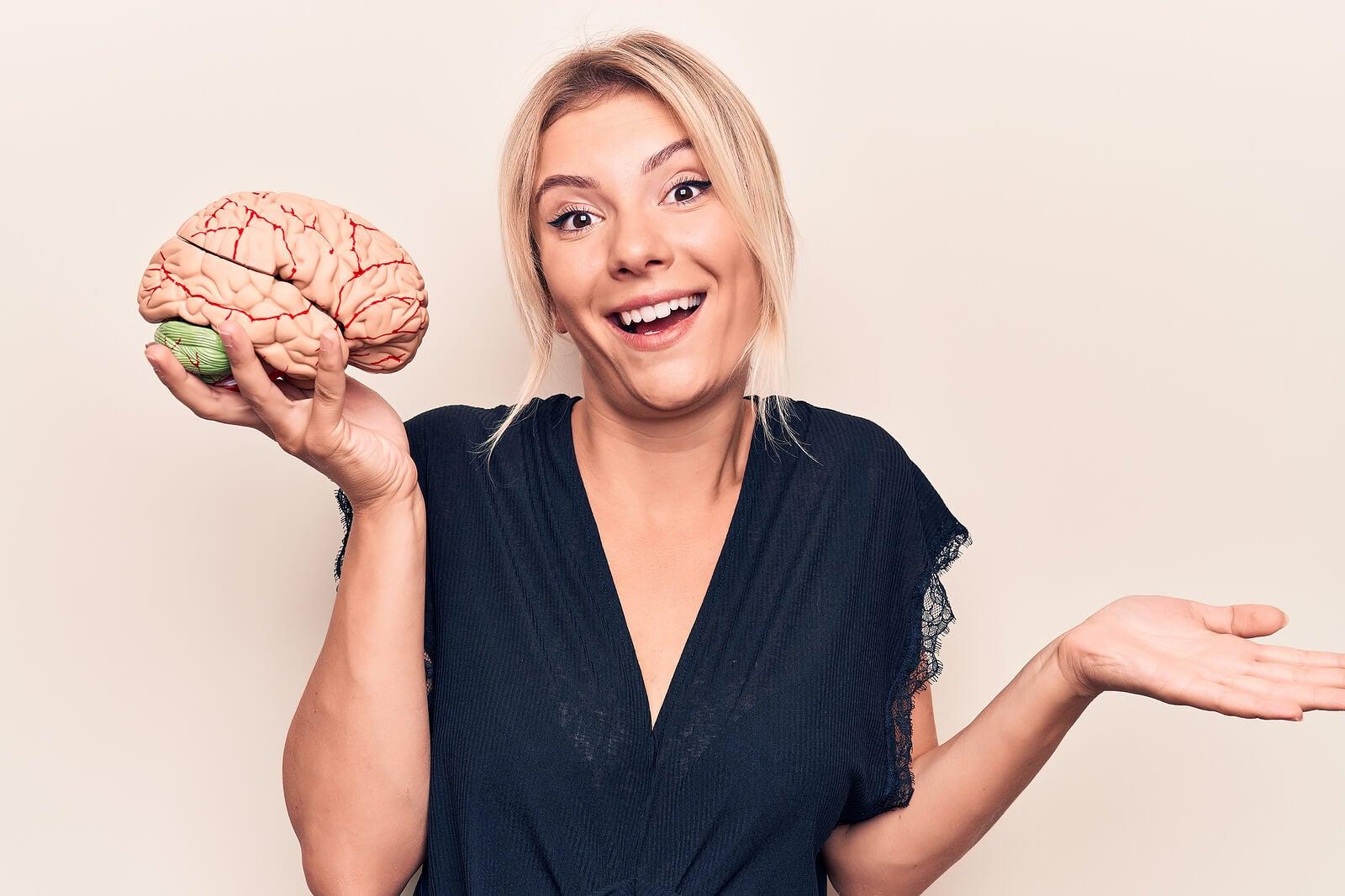 El cerebro cambia cuando te conviertes en mamá.