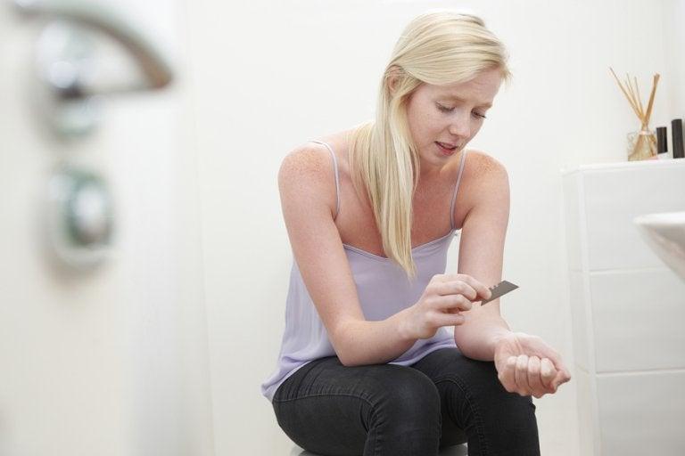 Autolesiones en adolescentes: ¿Cómo afrontarlo?