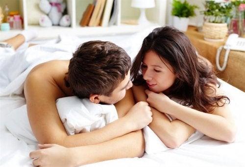 Iniciar una conversación sobre los deseos sexuales