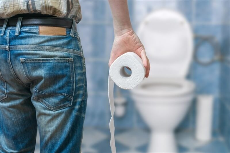 Diarrea por antibióticos