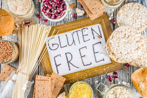 cereales sin gluten en la dieta pegan