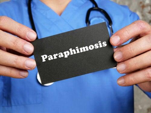 ¿Qué es la parafimosis?