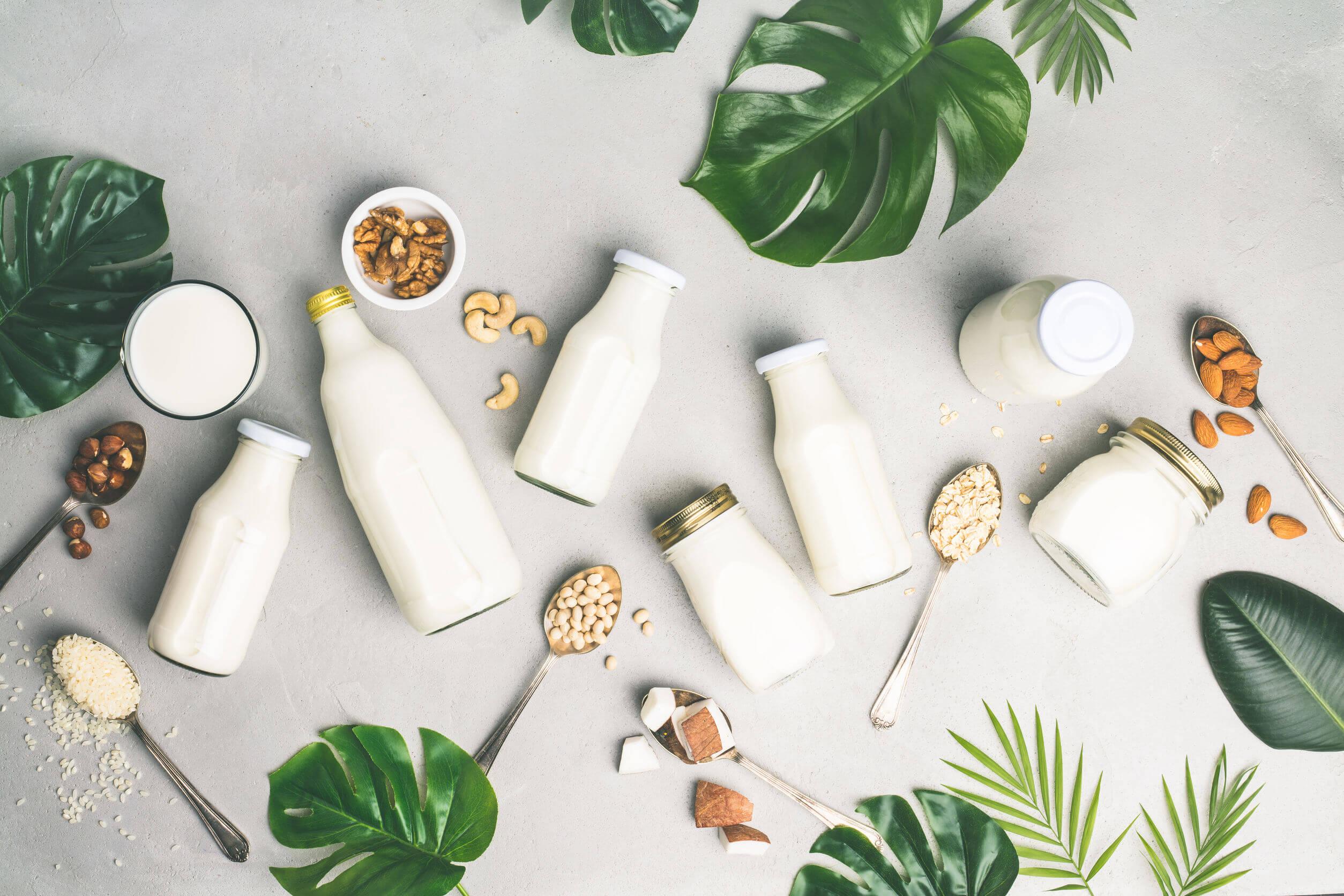 Lait écrémé versus lait entier : chacun a ses propres caractéristiques.
