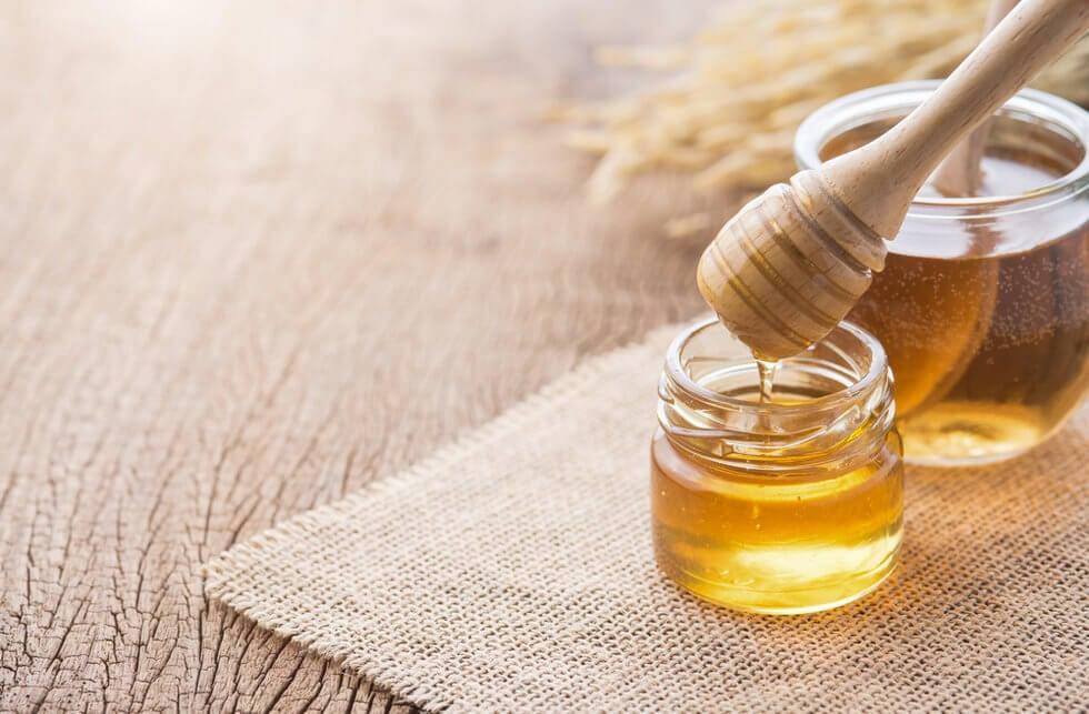 La miel para cuidar la salud respiratoria.