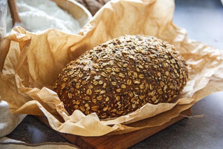 2 recetas para preparar pan bajo en carbohidratos