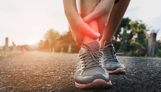 Síndrome del pinzamiento anterior de tobillo