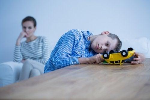 Cómo reconocer una enfermedad mental en niños