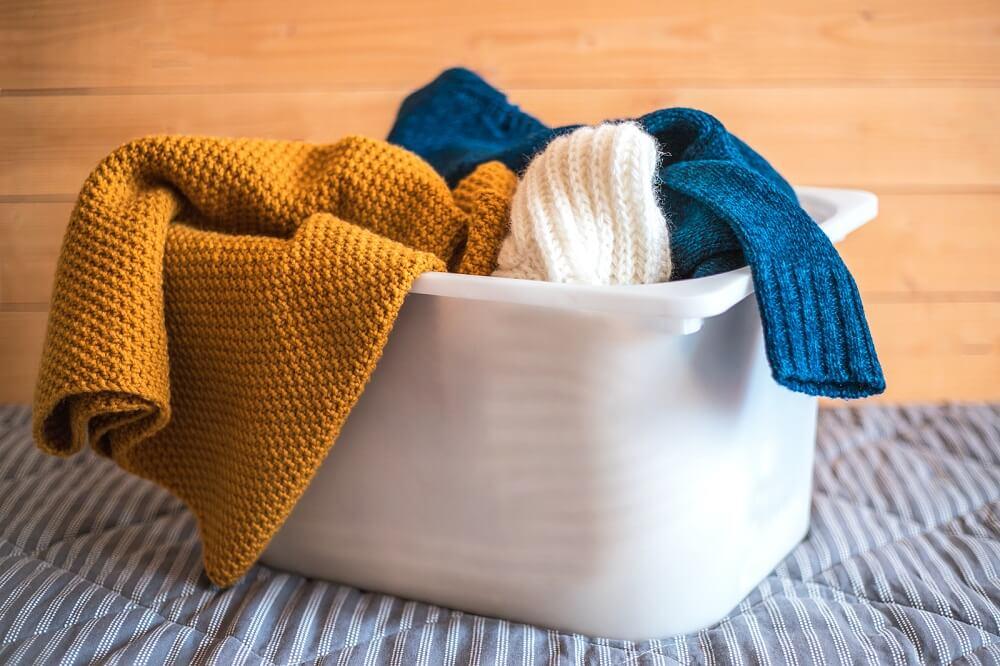 Consejos para lavar las prendas de lana