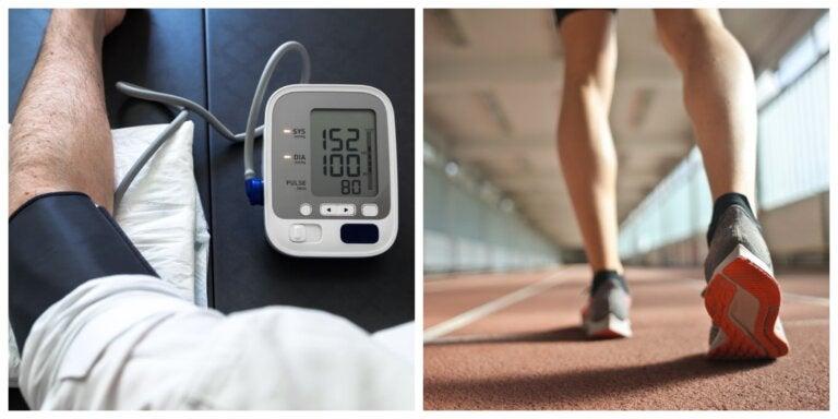5 ejercicios para un paciente con hipertensión