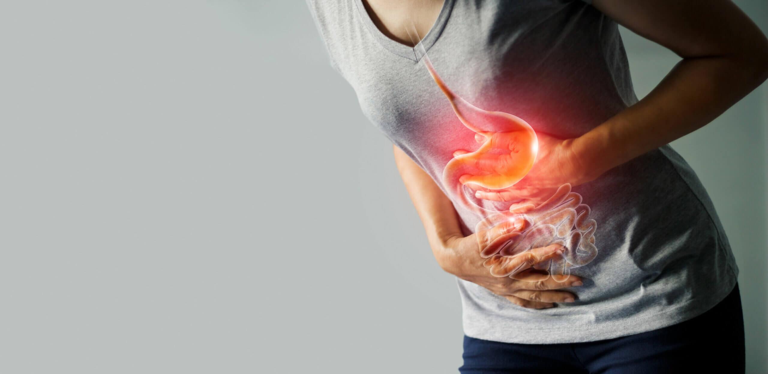Los problemas en el estómago pueden causar déficit de vitamina b12.