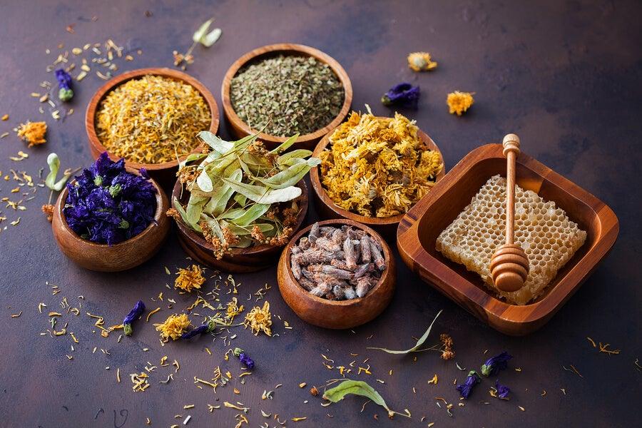 Los remedios naturales pueden complementar buenos hábitos de vida.