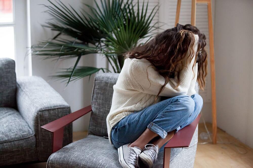 Las mujeres maltratadas pueden sufrir secuelas.