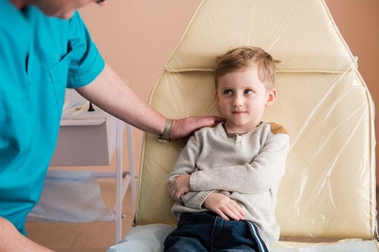 Síndrome nefrótico en niños: causas y tratamiento